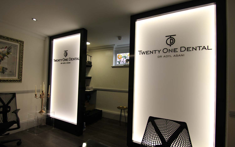 Twenty One Dental - Hove, Concierge