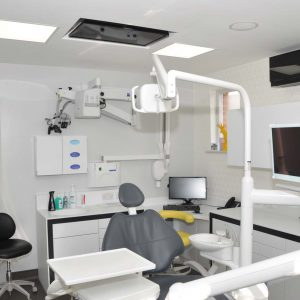 Twenty One Dental - Hove, surgery